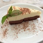 Chocolate cheesecake - absolutely delicious