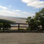View of estuary from Laugharne Park
