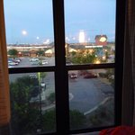 View - bass pro - from two bedroom suite