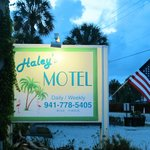Bilde fra Haleys Motel and Resort