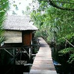 Photo de Mutiara Beach Guesthouse