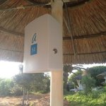 Beach/Sunbed safe - great idea!