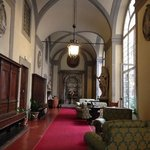 Majestic lobby entrance