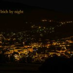 St.Ulrich (Ortisei) by night