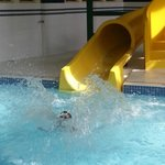 Great waterslide