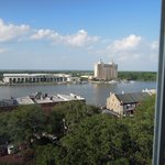 Foto van Holiday Inn Express Savannah-Historic District