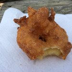 Not your donut chain apple fritter!