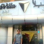 La Villa Inn Hotel Apartments resmi