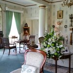 Sitting room at Ballyseede Castle
