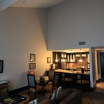 Large living room 1bd/2ba room