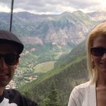 Gondola ride into Telluride
