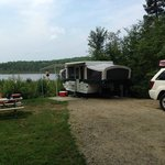 صورة فوتوغرافية لـ ‪Mountain Lake Campground and RV Park‬