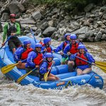 Rafting Shoshone area of Colorado River