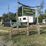 Foto de The Armadillo Farm Campground