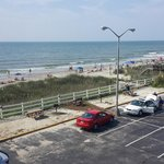 Bild från Holiday Inn Oceanfront at Surfside Beach