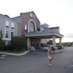 Holiday Inn Express Morehead City照片