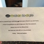 Foto de The Motor Lodge