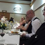 Wedding Reception at Lancaster House Hotel