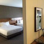Double bed suite 10th floor