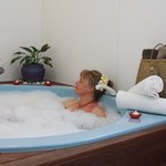 SOAK, RELAX AND DREAM IN YOUR PRIVATE SPA