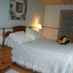 Foto de Red Door Bed & Breakfast