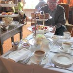 Afternoon Tea at Cliveden House