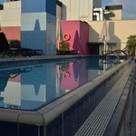 Hotel Barcelona Catedral Roof Pool