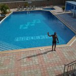 Kelvin the Pool and gym teacher at Gold Wing pool