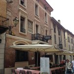 Hotel Duomo Cremona, and its restaurant