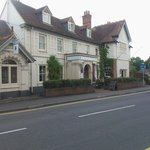 The Elephant at Pangbourne resmi