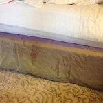 Stained Bed