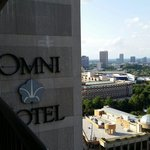 Omni Hotel at CNN Center Foto