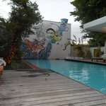 Photo of Villa dos Graffitis Pousada