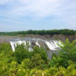 Cohoes falls, a nice out of the way surprise.