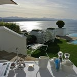 Breakfast at Plettenberg