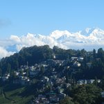 Kangchenjunga view from the room, no.204