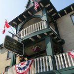 Historic inn, photo by Mike Keenan