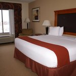 Foto van Holiday Inn Express Hotel & Suites Latham