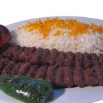 Koobideh with Rice