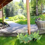 Foto de Daniels Lake Lodge Bed & Breakfast