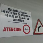 NH Las Artes II parking rules