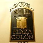 Hotel Plaza Colon Foto