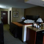 Comfort Inn--Reasonably Clean, Very Comfy Room