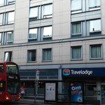 Travelodge London Central City Road resmi