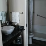 Bathroom with Separate Toilet and SHoer