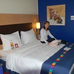Park Inn by Radisson Nevsky St. Petersburg Hotel resmi