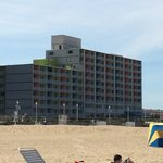 Bilde fra BEST WESTERN PLUS Sandcastle Beachfront Hotel