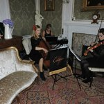 Caspio Trio in the Drawing Room