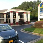 Φωτογραφία: BEST WESTERN Stone Mountain