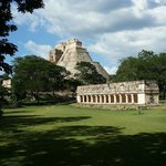 Foto de The Lodge at Uxmal
